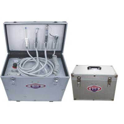 歯科ポータブル診療ユニット(スーツケース式)BD-402
