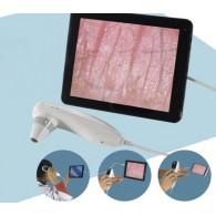 スキンアナライザー&頭皮診断機CCD USB高解像度M185