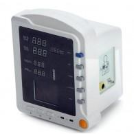 生体情報モニタ患者モニタ-CMS5100赤、黄色LED搭載