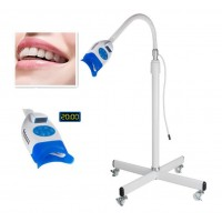 YS®歯科ホワイトニングLED照射器YS-TW-F1(青色&赤色、土台付き)